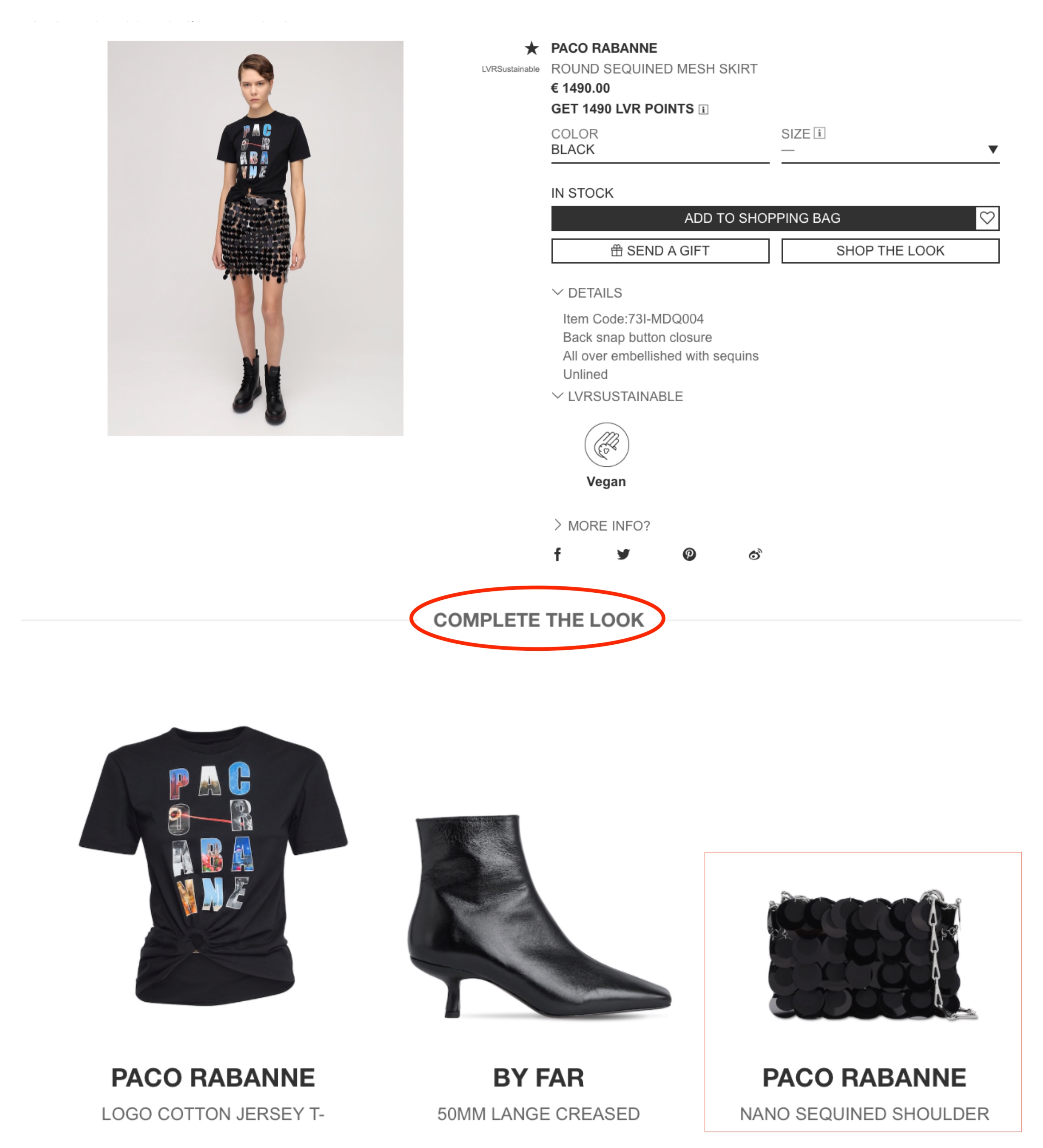 complete the look recommendations luisaviaroma